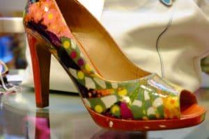 Louis Vuitton Schuhe  - Falsifikat