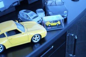 Abmahnung Modellautos