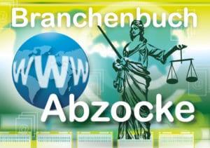 Rechnung AHD Gesellschaft für Datenv. mbH – Allgemeine Handels- und Gewerberegister Auskunft –