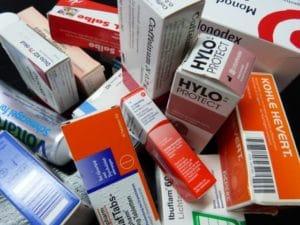 Werbung mit Arzneimittel