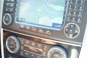 Mangel am Navigationsgerät